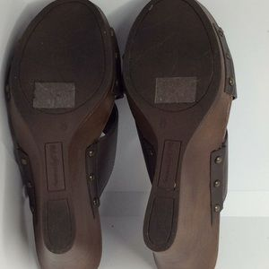 American Eagle Outfitters Shoes - American Eagle Wedge Sandal NEW NEVER WORN